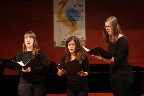 PreisträgerInnen-Konzert 2009