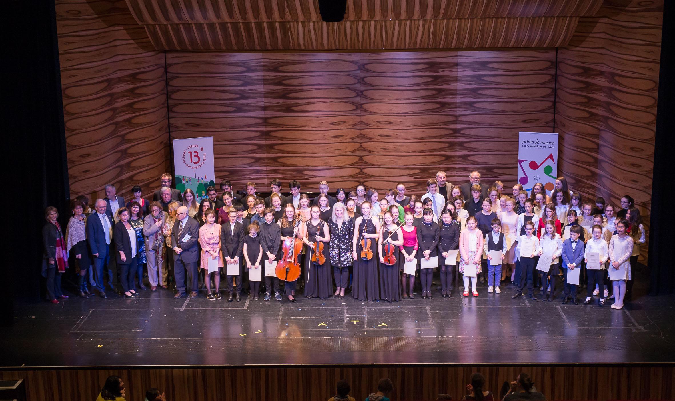 Preisträgerinnen-Festkonzert 19