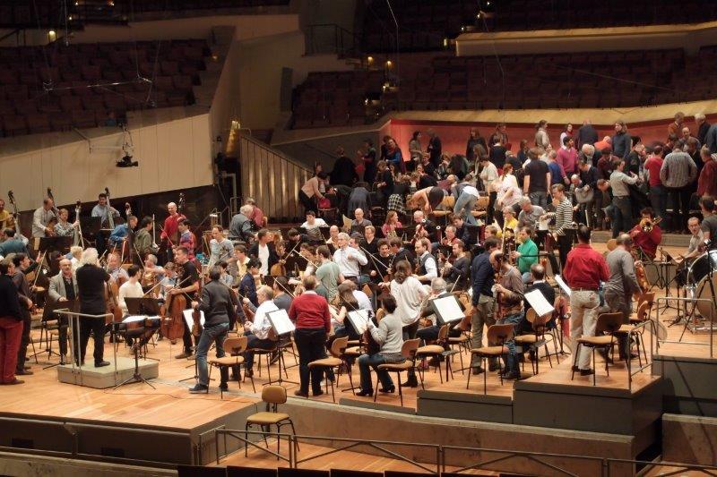 Konzertreise Berlin