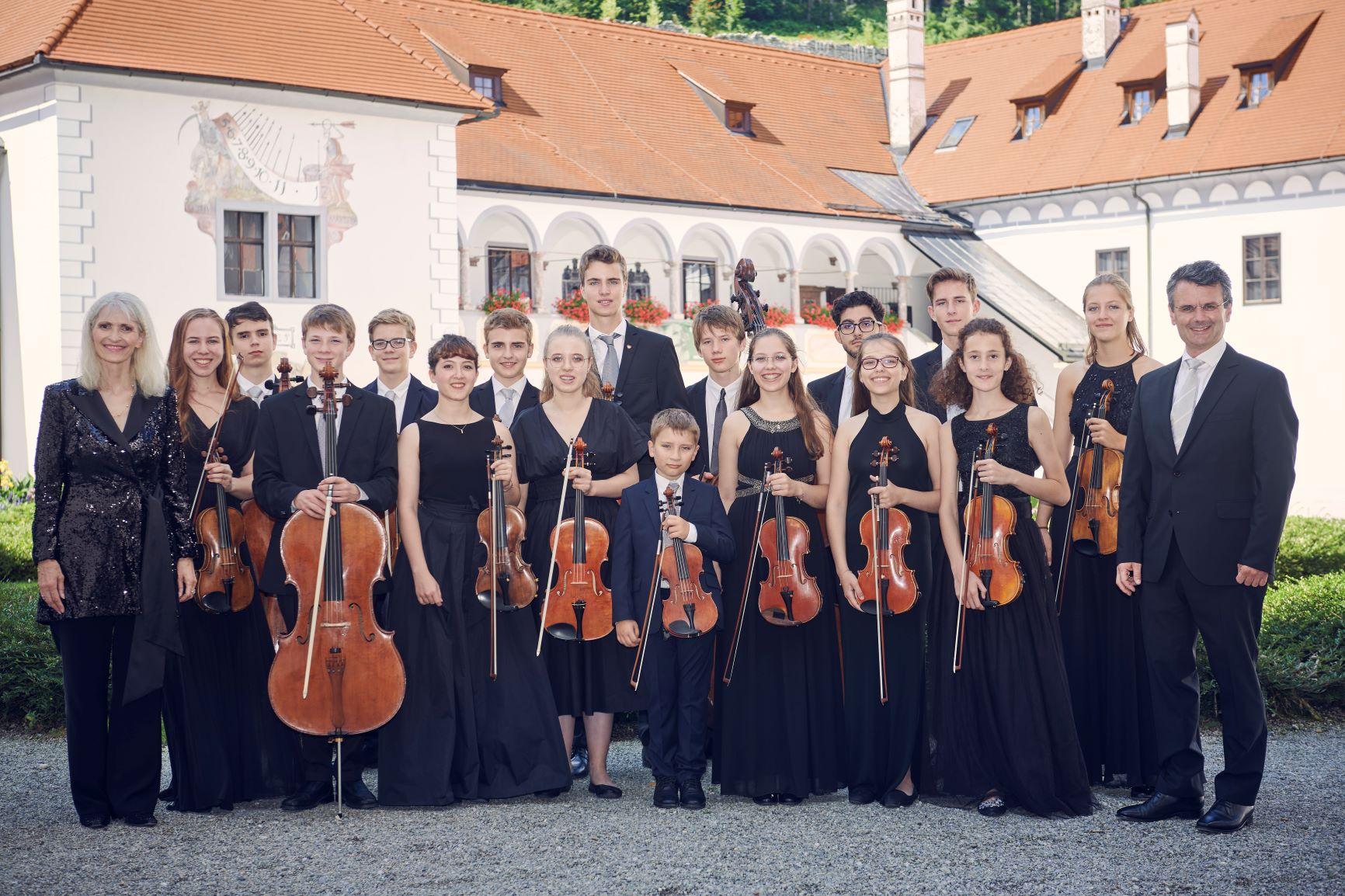 Kooperation mit Wiener Philharmonikern 2020
