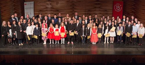 PreisträgerInnen-Konzert 2015