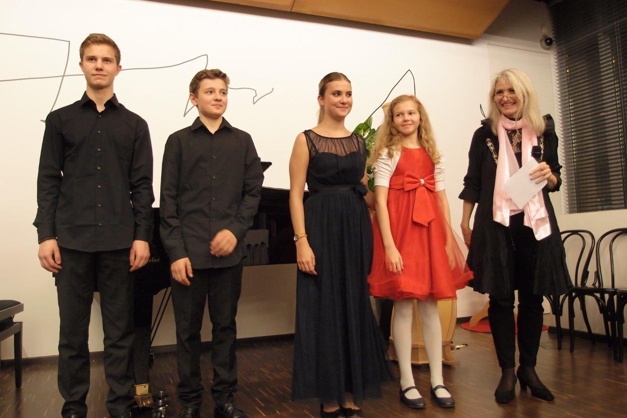 Konzertreise Bratislava