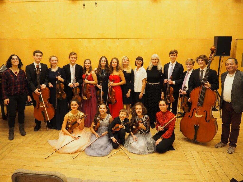 Konzertreise Spanien